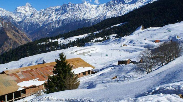 Auli - Romantic places in Uttrakhand