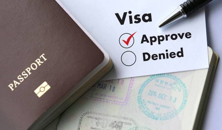 couple of points about Regular Visa