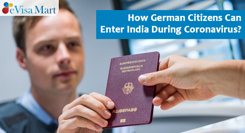 German Citizens Can Enter India during qaurantine