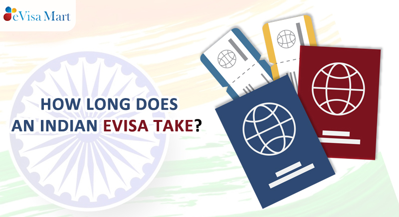 how long does an indian e-visa take