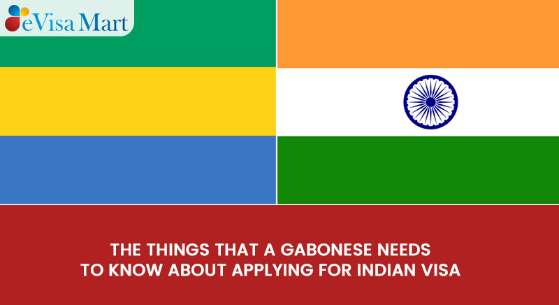 Gabonese Applying For Indian Visa