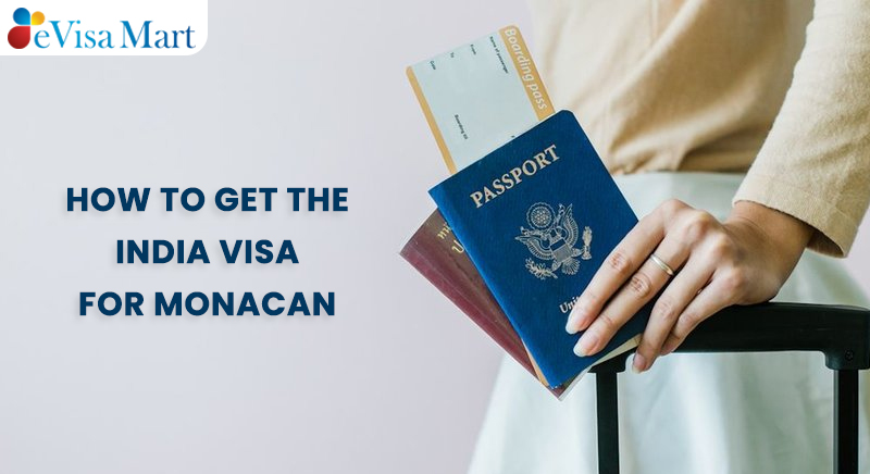 how to get visa For Monacan