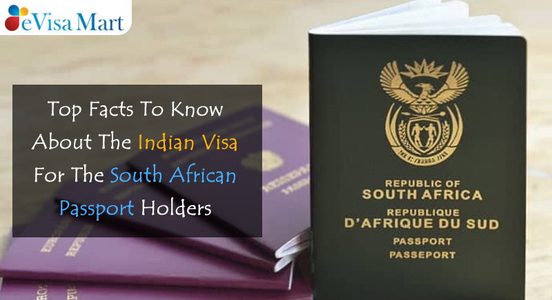 Facts About The Indian Visa for south african